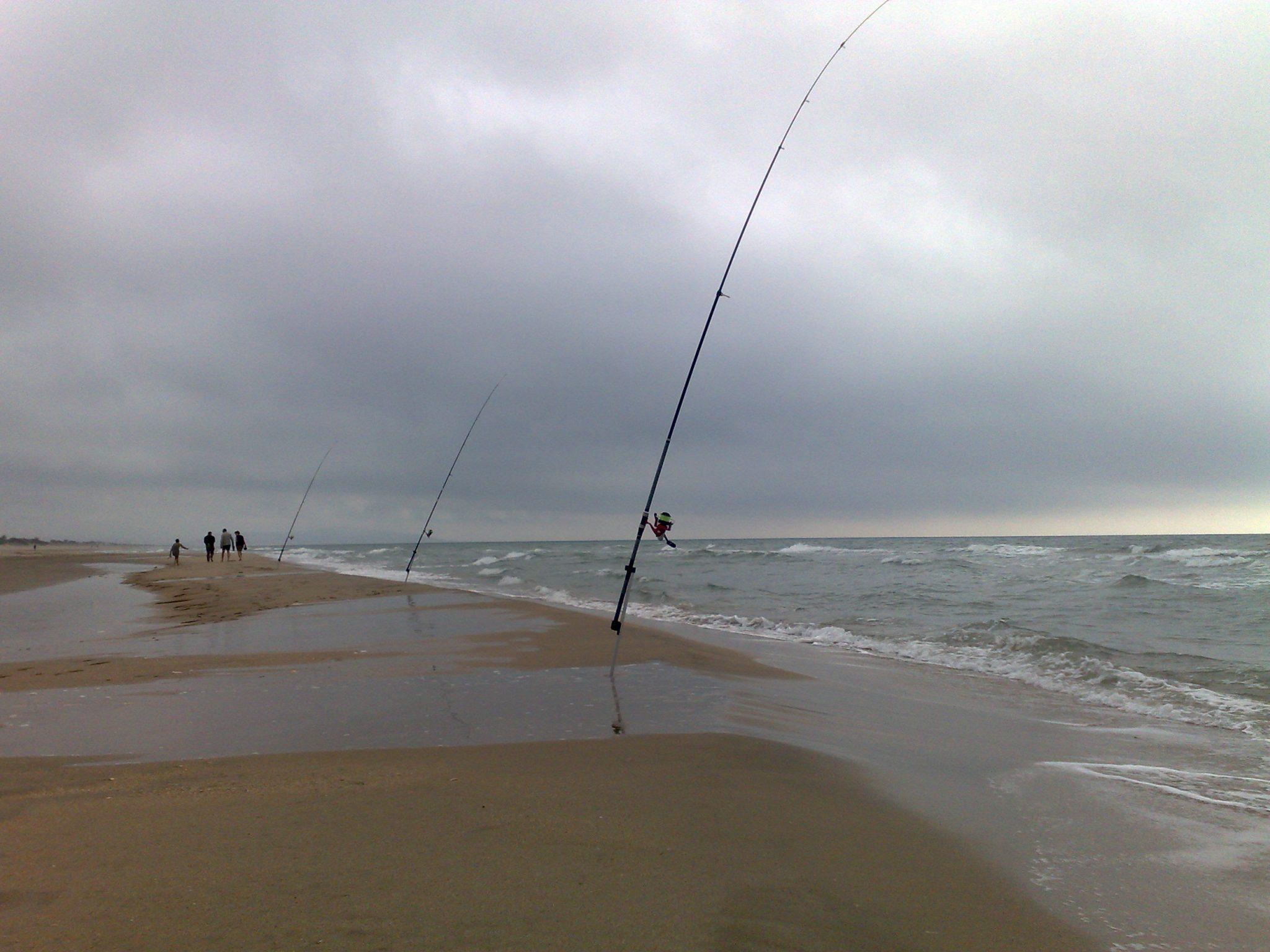 peche en mer en mai