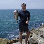 Pêche daurade à La Grande Motte